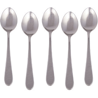 Kishco Stainless Steel Windsor Dessert Spoon 6 Pcs Set