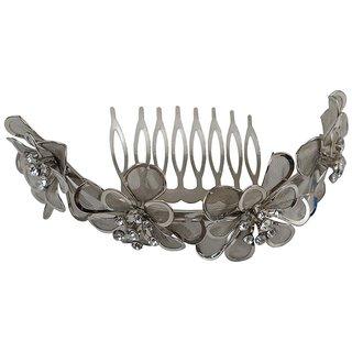 Taj Pearl Multi Casual Comb Clip Hair Accessories