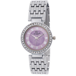 ADAMO SHINE FORMAL WOMEN WRIST WATCH AD43SM06