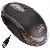 Quantum Qhm222 Usb Mouse Black Best Price