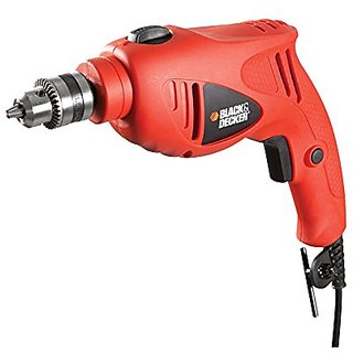 Black  Decker HD400IN 500-Watt 10mm Impact Drill
