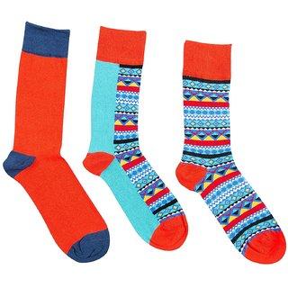Full length Unisex Socks - Pack of 3