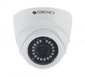 Zebronics Analog Dome Camera ZEB-AH1.3PD18L20M
