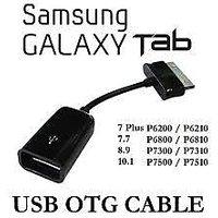 Tab OTG USB Cable Adapter For Samsung Galaxy Tab 10.1/8.9/P7500/P7510 Galaxy Tab 2 P3100