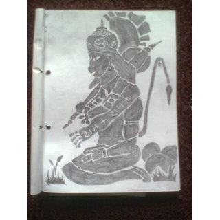 Maruti Painting