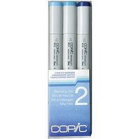 Copic Marker Sketch Blending Trio Markers, SBT 2, 3-Pack