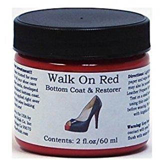 Angelus Paint Walk On Red Rer 2 Oz