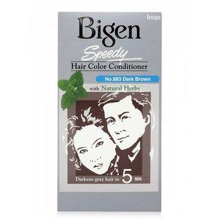 Bigen Speedy Hair Color Conditioner No.883 Dark Brown