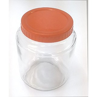 Glass Jars  Container of 1kg