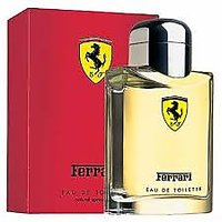 Ferrari Red For Men, 125ml  FREE Home Delivery