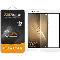 Huawei P9 Plus Tempered Glass Screen Protector, [Full S