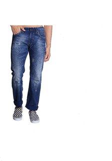 Lee Blue Slim Fit Jeans For Men