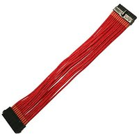 Nanoxia 24-Pin ATX Cable 30cm (NX24V3ER) Red
