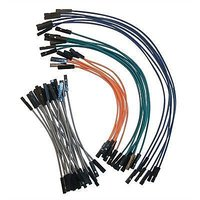 MB-942 Jumper Wire Kit, F-F, 24 AWG