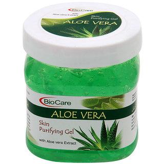 BioCare Face & Body Gel Aloe Vera 500 Ml