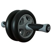 Ab Wheel - Pro Double Roller For Heavy Duty Core Exerci