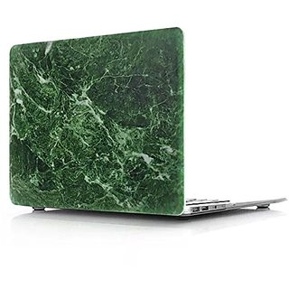 best service fc101 c794d Allytech Apple Macbook Air 13 Case Marble Pattern Rubber Coated Hard Shell  Case Cover (MacBook Air 13.3