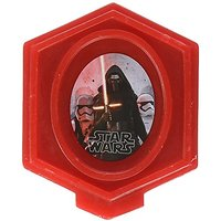 Wilton 2811-5080 Star Wars Birthday Candle, Red