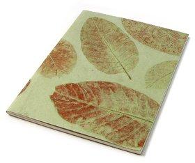 Blank scrapbook sketching guest book