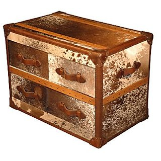 Artikle Leather Chest of Drawers