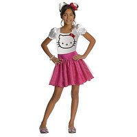 Hello Kitty Tutu Dress Child Costume - Small