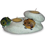 P.R-Candle Holder With Lady Bug (Design 1)