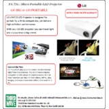 LED HD Projector