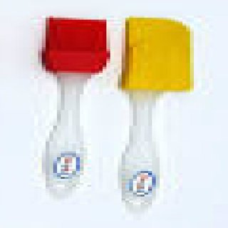 Right Traders Assorted Silicon Spatula And Kitchen Oil Baking Brush