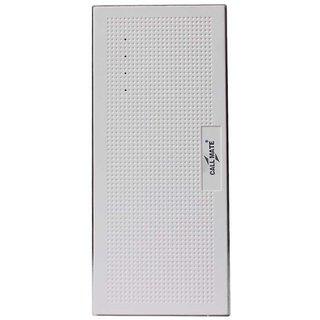 Callmate Power Bank Muisc Box Metal 13000 mAh-White