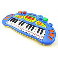 Musical Toy Keyboard Instrument Kids Piano Plays Music