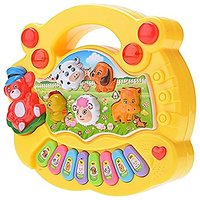 Baby Kids Musical Educational Piano Animal Farm Develop