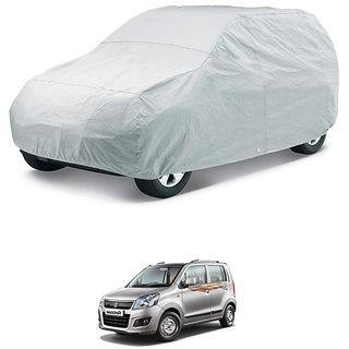 Buy Artek Silver Car Body Cover Hyundai Wagon R Old Model Online