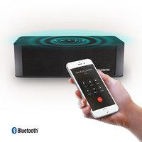 Amkette Trubeats Smart Wireless Speaker and Home Audio Hub S50