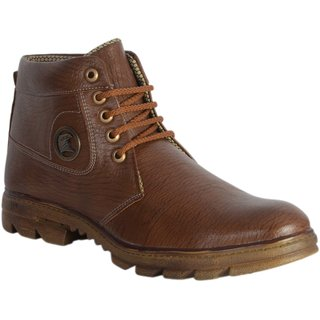 Lee Peeter Men Brown Casual Boots
