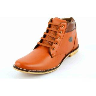 Lee Peeter Men Tan Casual Boots