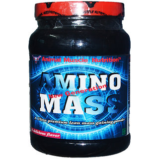 Animal Muscle Nutrition Amino Mass