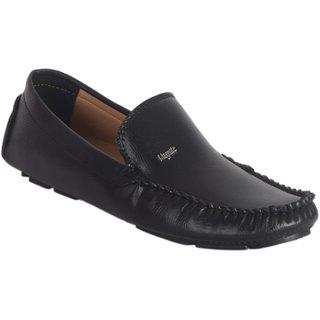 Lee Peeter Men Black Loafers