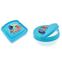 Finding Dory Kids Lunch Sandwich Snack Box Airtight Foo