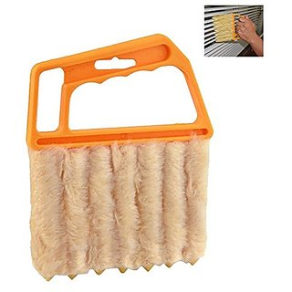 Futaba Microfibre Window Blind Blade Cleaner Brush