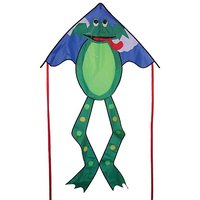 In The Breeze Frog Fly Hi Delta Kite, 39-Inch