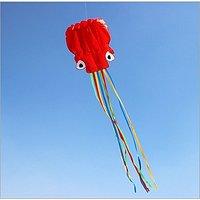 Kengel16.5 FT Beautiful Large Easy Flyer Kite For Kids