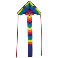 In The Breeze Rainbow Arrow Fly Hi Delta Kite, 29-Inch
