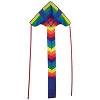 In The Breeze Rainbow Arrow Fly Hi Delta Kite, 29-Inch