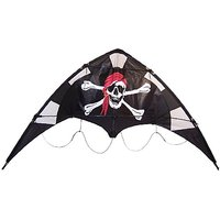In The Breeze I'm A Jolly Roger Stunt Kite, 48-Inch