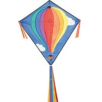 "HQ Kites Eddy Jolly Roger 27"" Diamond Kite"