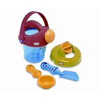 Imperial Lil Tikes 5 Piece Sand Set By Imperial Toy