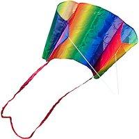 HQ Kites Sleddy Single Line Kite - Rainbow