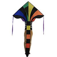 Fun Central AY978 Kites For Kids, Rainbow Delta Kite -