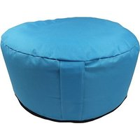 "Inflatable Round Blow Up Chair 22x10"" Blue"