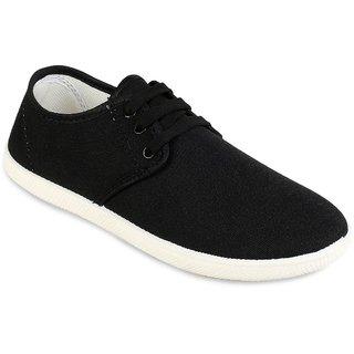 Buy D-ROCK Black Comfort Casual Shoes